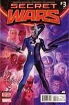 Cover for Secret Wars (Marvel, 2015 series) #3