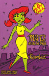 Cover for Dan Conner's My Gal, the Zombie: Bezombied Variant Edition (Crazy Good Comics, 2014 series)