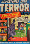 Cover for Adventures Into Terror (Superior Publishers Limited, 1950 series) #45 [3]