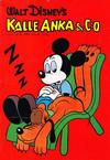 Cover for Kalle Anka & C:o (Hemmets Journal, 1957 series) #2/1959