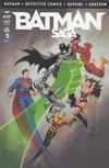 Cover for Batman Saga (Urban Comics, 2012 series) #37
