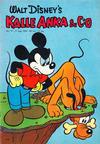 Cover for Kalle Anka & C:o (Hemmets Journal, 1957 series) #19/1959