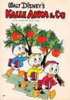 Cover for Kalle Anka & C:o (Hemmets Journal, 1957 series) #25/1959