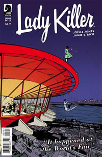 Cover Thumbnail for Lady Killer (Dark Horse, 2015 series) #5