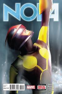 Cover Thumbnail for Nova (Marvel, 2013 series) #31
