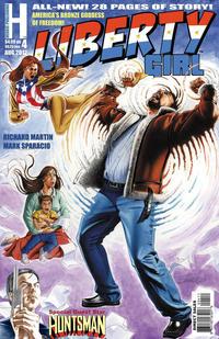 Cover Thumbnail for Liberty Girl (Heroic Publishing, 2006 series) #4
