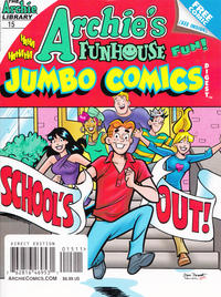 Cover Thumbnail for Archie's Funhouse Double Digest (Archie, 2014 series) #15