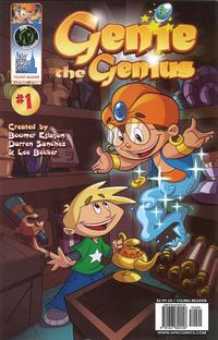 Cover Thumbnail for Genie the Genius (Ape Entertainment, 2013 series) #1