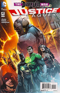 Cover Thumbnail for Justice League (DC, 2011 series) #41