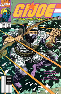 Cover Thumbnail for G.I. Joe, A Real American Hero (Marvel, 1982 series) #103 [Direct Edition]