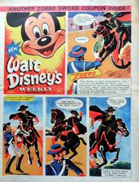 Cover Thumbnail for Walt Disney's Weekly (Disney/Holding, 1959 series) #v1#7