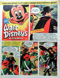 Cover Thumbnail for Walt Disney's Weekly (Disney/Holding, 1959 series) #v1#8