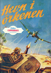 Cover Thumbnail for Commandoes (Fredhøis forlag, 1973 series) #105