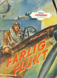 Cover Thumbnail for Commandoes (Fredhøis forlag, 1973 series) #104