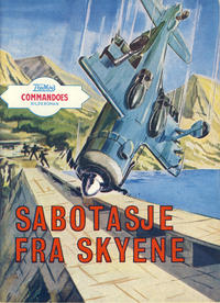 Cover Thumbnail for Commandoes (Fredhøis forlag, 1973 series) #102