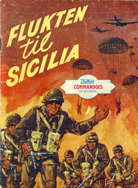 Cover Thumbnail for Commandoes (Fredhøis forlag, 1973 series) #101