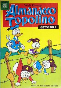Cover Thumbnail for Almanacco Topolino (Arnoldo Mondadori Editore, 1957 series) #214