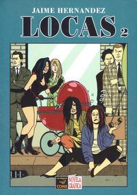 Cover Thumbnail for Locas (Ediciones La Cúpula, 2006 series) #2