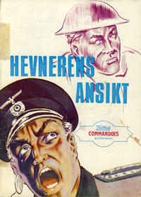 Cover Thumbnail for Commandoes (Fredhøis forlag, 1973 series) #116