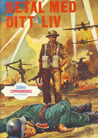 Cover Thumbnail for Commandoes (Fredhøis forlag, 1973 series) #106