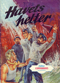 Cover Thumbnail for Commandoes (Fredhøis forlag, 1973 series) #107