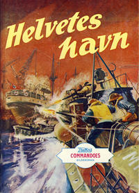 Cover Thumbnail for Commandoes (Fredhøis forlag, 1973 series) #115