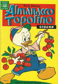 Cover Thumbnail for Almanacco Topolino (Arnoldo Mondadori Editore, 1957 series) #198