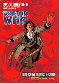 Cover Thumbnail for Doctor Who Graphic Novel (Panini UK, 2004 series) #1 - The Iron Legion