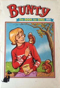 Cover Thumbnail for Bunty for Girls (D.C. Thomson, 1960 series) #1971