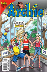Cover Thumbnail for Archie (Archie, 1959 series) #659