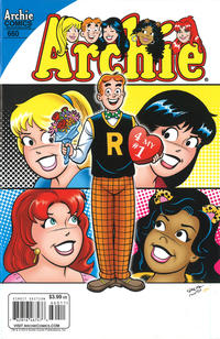 Cover Thumbnail for Archie (Archie, 1959 series) #660