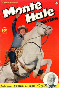 Cover Thumbnail for Monte Hale Western (Fawcett, 1948 series) #68