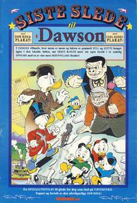 Cover Thumbnail for Siste slede til Dawson (Hjemmet / Egmont, 2001 series)