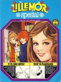 Cover Thumbnail for Lillemor Spesial (Serieforlaget / Se-Bladene / Stabenfeldt, 1980 series) #2/1981