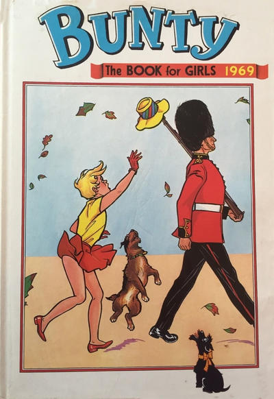Cover for Bunty for Girls (D.C. Thomson, 1960 series) #1969