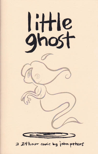 Cover for Little Ghost (Mooncow Comics, 2015 series)
