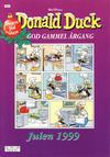 Cover for Donald Duck God gammel årgang (Hjemmet / Egmont, 1996 series) #1999
