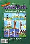 Cover for Donald Duck God gammel årgang (Hjemmet / Egmont, 1996 series) #2003