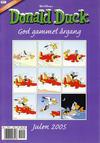 Cover for Donald Duck God gammel årgang (Hjemmet / Egmont, 1996 series) #2005