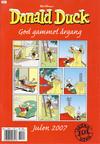 Cover for Donald Duck God gammel årgang (Hjemmet / Egmont, 1996 series) #2007