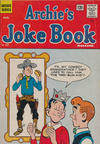 Cover for Archie's Joke Book Magazine (Archie, 1953 series) #72