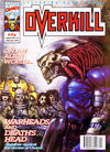 Cover for Overkill (Marvel UK, 1992 series) #21