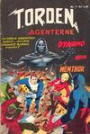 Cover for T.O.R.D.E.N.-Agenterne (Interpresse, 1967 series) #7