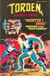 Cover for T.O.R.D.E.N.-Agenterne (Interpresse, 1967 series) #10