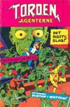 Cover for T.O.R.D.E.N.-Agenterne (Interpresse, 1967 series) #15