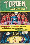 Cover for T.O.R.D.E.N.-Agenterne (Interpresse, 1967 series) #6
