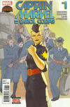 Cover for Captain Marvel & the Carol Corps (Marvel, 2015 series) #1