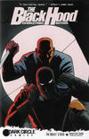 Cover for The Black Hood (Archie, 2015 series) #4 [Francesco Francavilla Standard Cover]