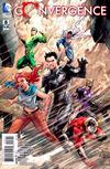 Cover for Convergence (DC, 2015 series) #8 [Tony S. Daniel / Sandu Florea Cover]