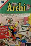 Cover for Archi (Editorial Novaro, 1956 series) #550